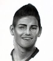 James Rodriguez by jardc87