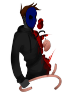 Eyeless Jack by Demintio
