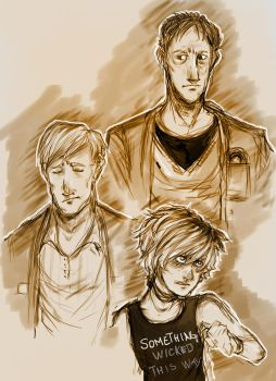 SH:Those awesome guys by WinterLeaves