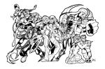 WildC.A.T.s by ALEROGER