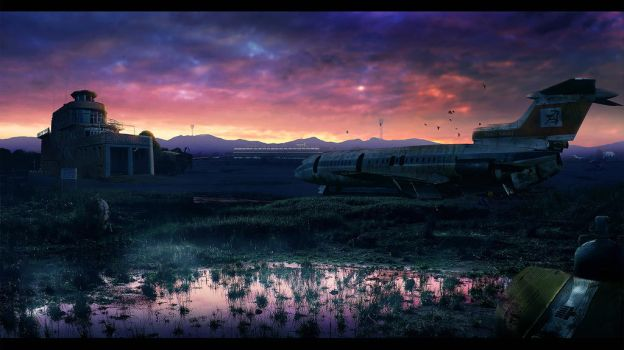 Abandoned by Safarzade