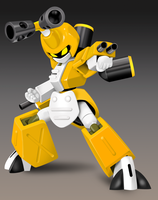 metabee by DANIELTOLEDO