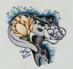 Koi Fish Request by dinosapien