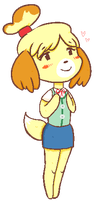 Isabelle by Juleebean