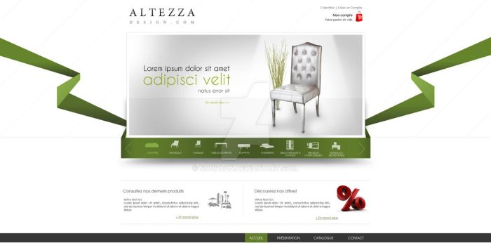Furniture Altez by NouhaQn