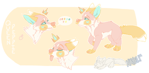 Queen Peppie ~Demih8 Trade by cCNayeliCc
