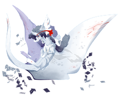 Mofu Auction - Frostbite (closed) by TechnoBird