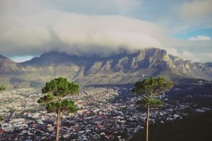 Table Mountain by Caatherinee