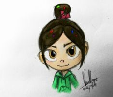 Vanellope 2016 1 4 by summilly