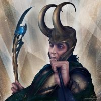 Loki Laufeyson - FINISHED by Lythara