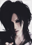 Uruha : The GazettE by RedLadyMercenary