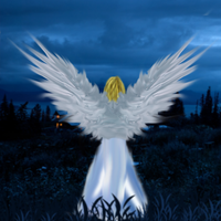 Angel III by L-and-cake16
