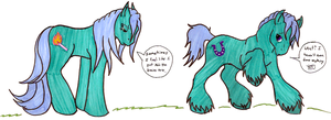 MLP: A Twin Thing by KPenDragon