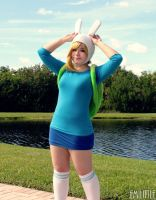 Little Bunny - Fionna by emmitz
