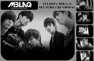 MBLAQ Y Wallpaper by YseulTristan