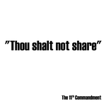 The 11th Commandment by davespertine
