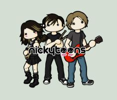 Sick Puppies by NickyToons