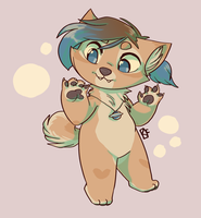 Cheeb by ToLoveaKiwi