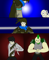 GallowGlass chapter 4 page 31 by MethusulaComics