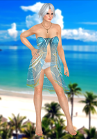 Christie(Tropical Sexy) Dead or Alive 5 Ultimate by XKamsonX