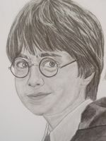 Young Harry by M3ganK