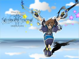 :Kingdom Hearts 2: by lord-sesshoumaru