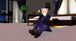 [MMD APH] Norway Is A Kitty! by FBandCC