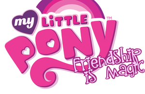 Larger version of the MLP Comic logo by FiMStargazer