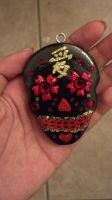 Chinese sugar skull by negative-creep-riya
