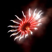 Fireworks: Long Exposure: no.2 by JustinMs66