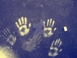 Handprints by with-accusing-eyes