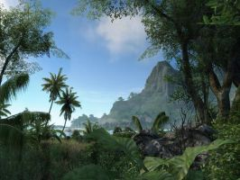 Crysis HD Screenshot 2 by DarkRed27