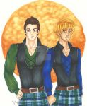 The MacCrae Brothers by chelleface90