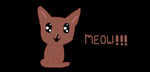 MEOW!!! by bluedragon03