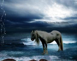 The silence that follows by Lavander-Thistle
