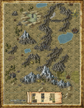 May-June 2016 Cartographer's Guild Map by jpstodwftexas