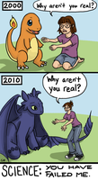 Large Reptilian Pets by posalootly