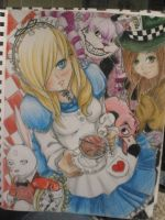 alice in wonderland by hearts4brenda