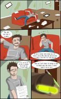 The Purfect Transformation_Cat Girl TG Page 1 by TFSubmissions