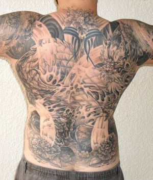 Japanese Dragon Tattoos Art Design Picture 8
