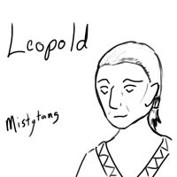 PMOCT scetch Loepold by annarowlye