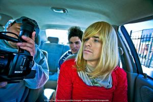 Drivers Ed Crap Rap: Smosh Shoot by GothamcityEscape