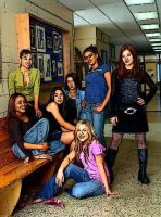 Degrassi- Photofiltre by ladyofthewolves