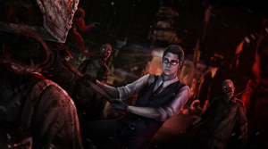 The Evil Within by ZerkWolf