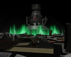 DeepGround Reactor 0 by NoenGaruth