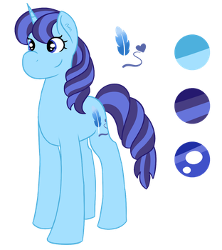 Azure Quill Reference Sheet by azure-quill-arts