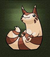 Furret by Zercon