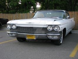 1960 Cadillac by Qphacs