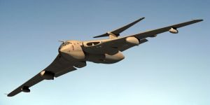 Handley Page Victor MK2 by Emigepa