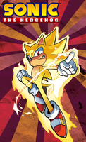 sonic the hedgehog by hedgehognetworks